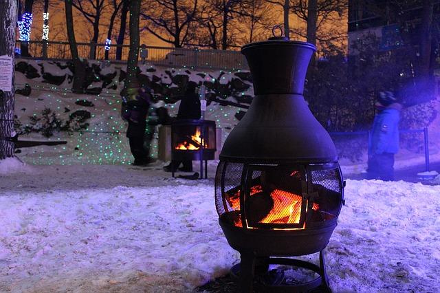 תנור חימום ביתי